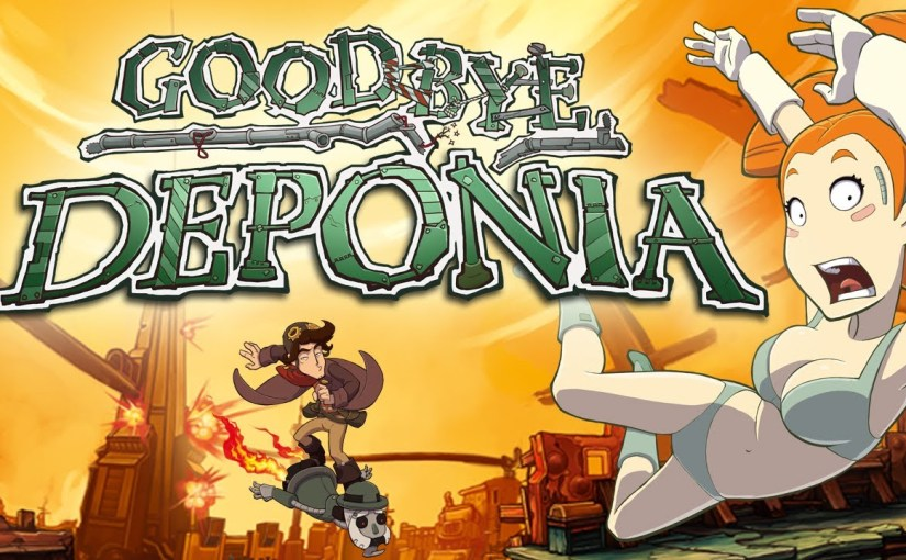 Review: Goodbye Deponia