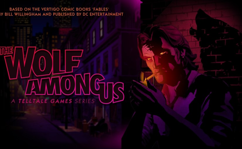 Review: The Wolf Among Us