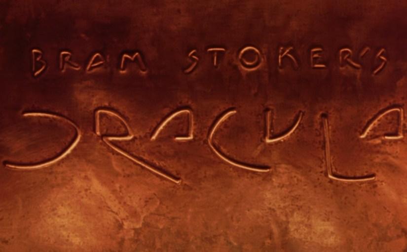 Dracula: Read and Loving it!