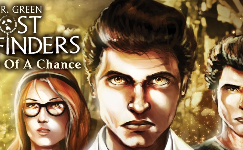 Review: Ghost of a Chance