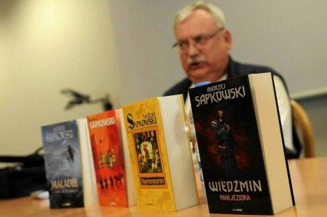 The Author, Andrzej Sapkowski (Image Credit: wroclaw.gazeta.pl)