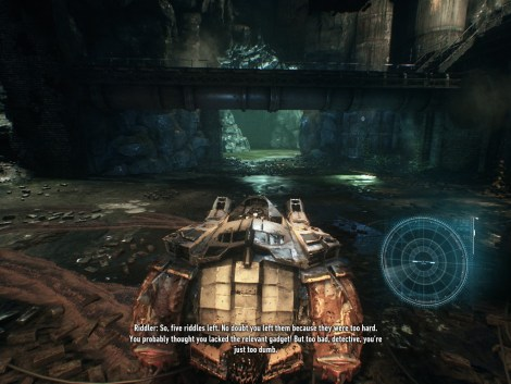 Oooh, now you need to open the way for the tank! (Image Credit: Recorded by Kevin)