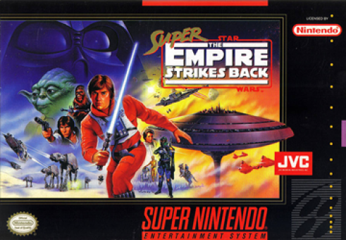 Super Star Wars: The Empire Strikes Back
