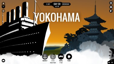 Lovely Yokohama, I arrived here after failing to solve a Whodonit...I picked the wrong murderer and realised it after clicking on the wrong choice!