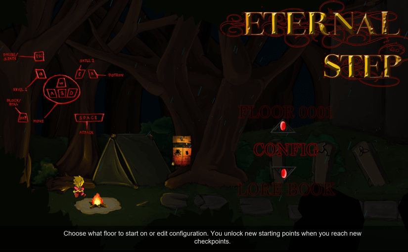 Review: Eternal Step