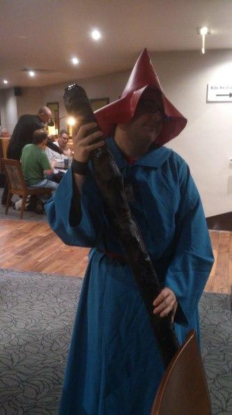 Cosplay | Wizard Timlah