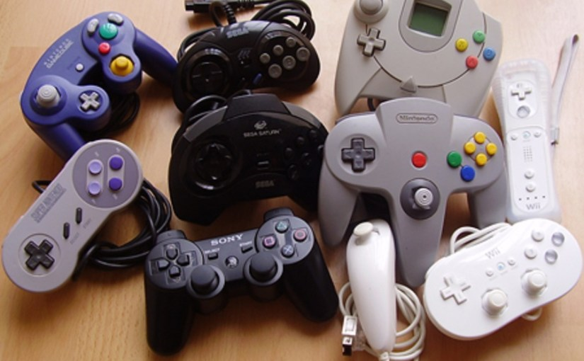Under Control – Best and Worst Gamepads I've Used
