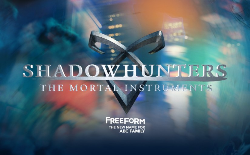 First Look: Shadowhunters