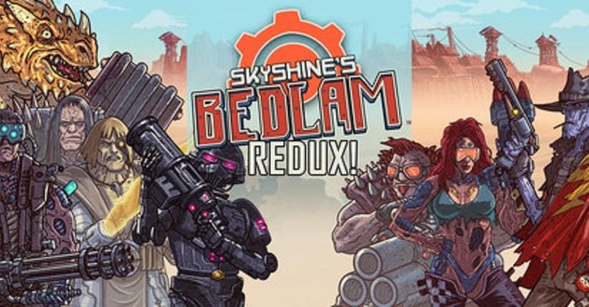 Review: Skyshine's Bedlam