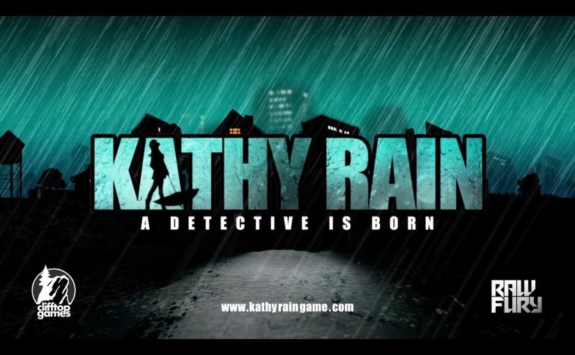 Review: Kathy Rain