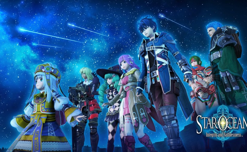 Review: Star Ocean V: Integrity and Faithlessness