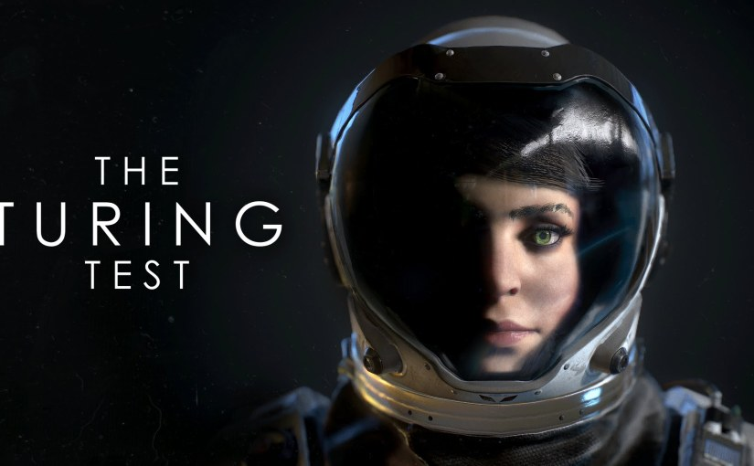 Review: The Turing Test