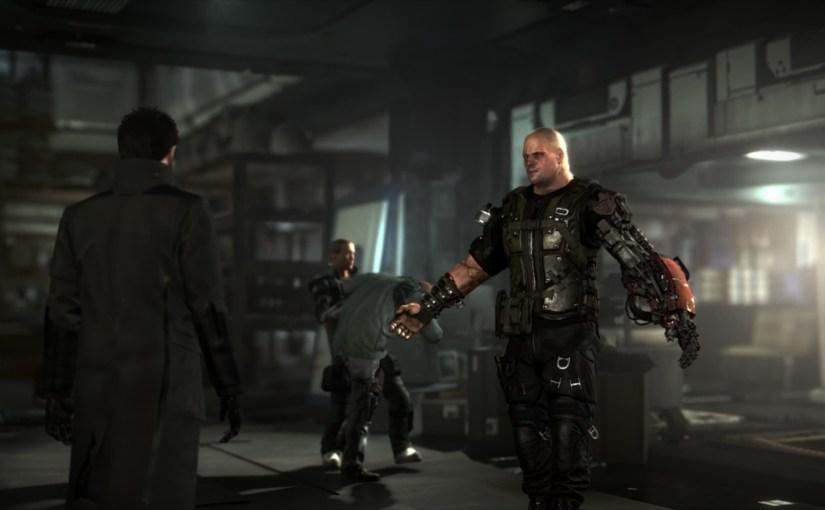 Deus Ex: Mankind Divided – Emotional Issues