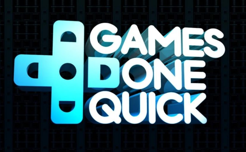 Gaming for Charity – Awesome Games Done Quick 2017