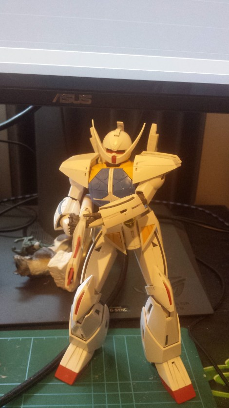 Master Grade Turn A Gundam