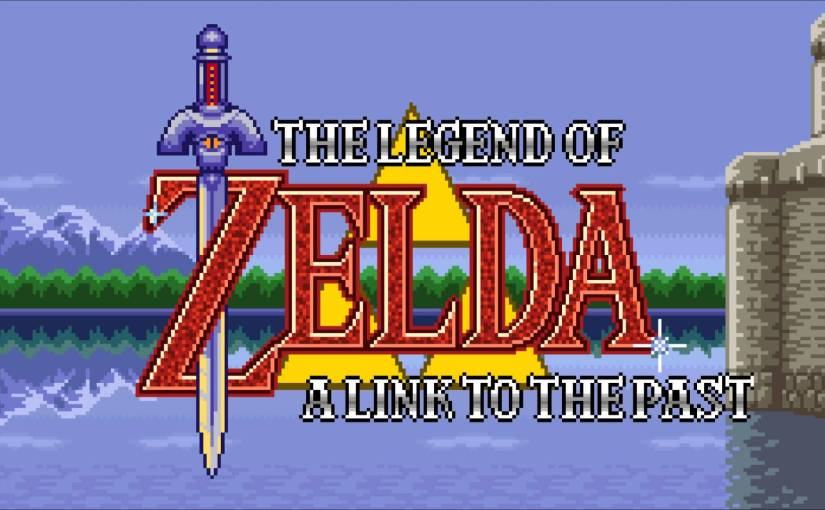 Countdown to Nintendo Switch – Top 5 Zelda – A Link to the Past