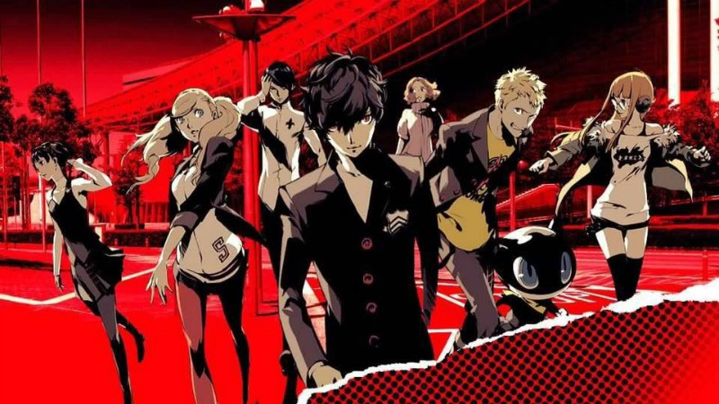 The Fool's Journey – Persona 5 Characters – Part 1