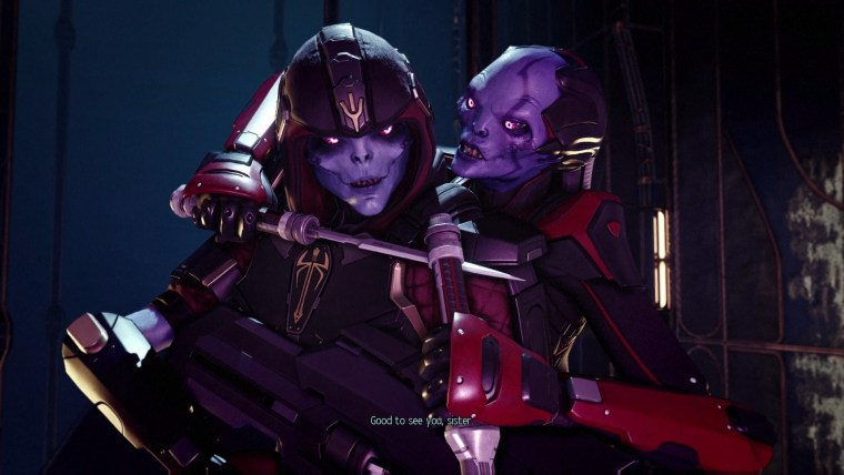 XCOM 2 War of the Chosen - The Chosen Siblings