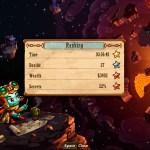 Steamworld Dig 2 - Stats
