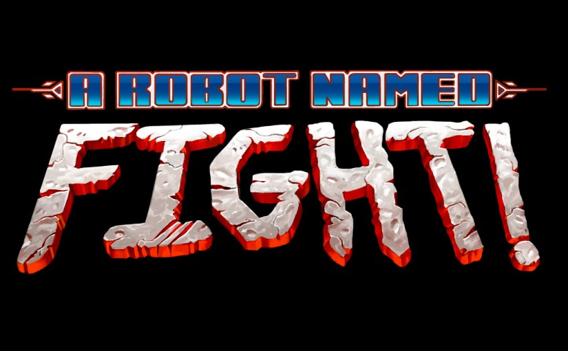 Review: A Robot named Fight