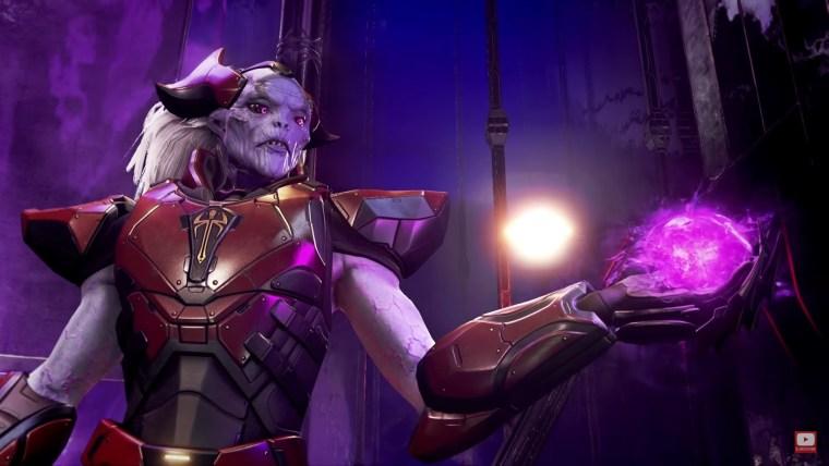 XCOM 2 War of the Chosen - The Warlock