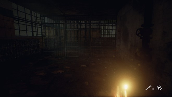Inmates - Lighting