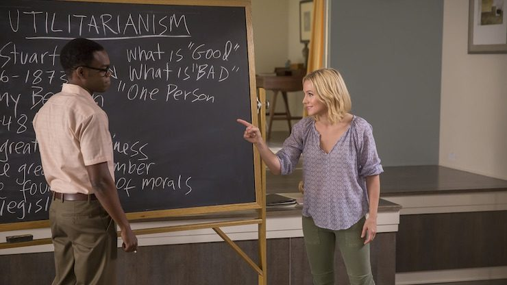 The Good Place - Classes