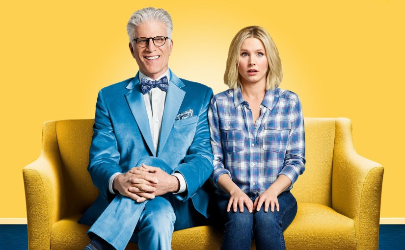 Surprisingly Good TV – The Good Place