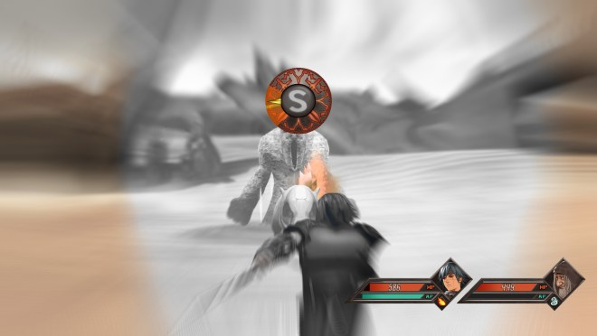 Legrand Legacy - Combat