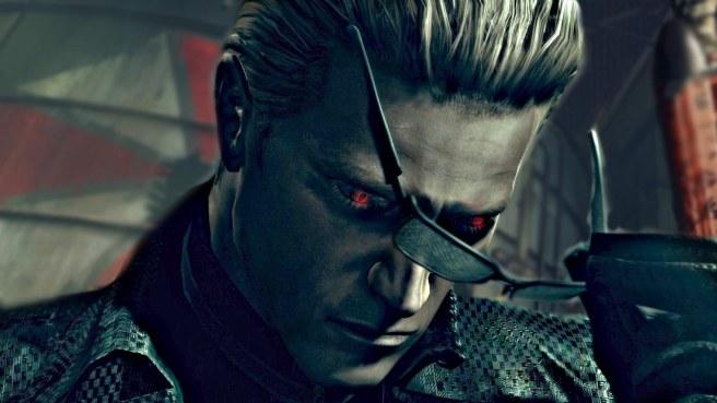 Albert Wesker - Resident Evil>