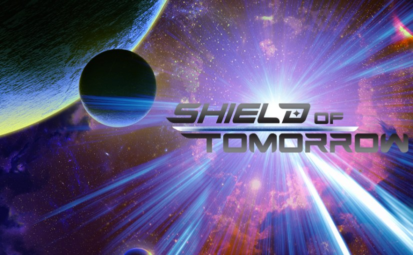 Shield of Tomorrow – Beginning my Star Trek Education