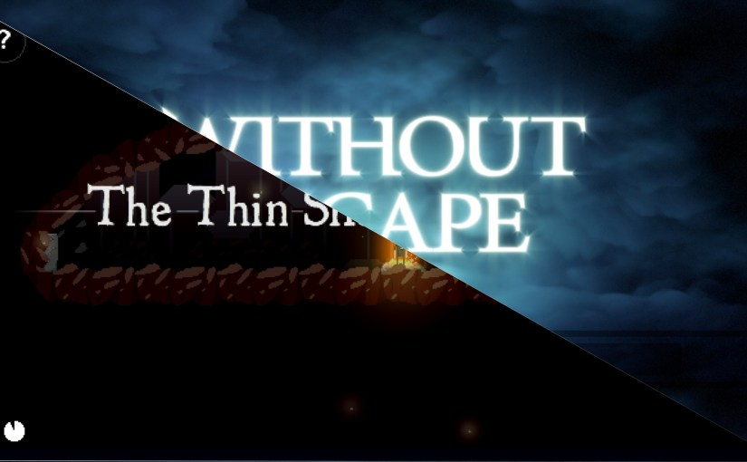 Twinned Reviews: Without Escape & The Thin Silence