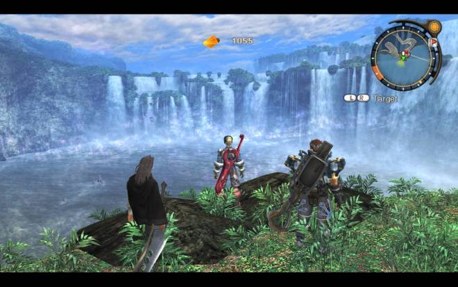 Xenoblade Chronicles - Environments