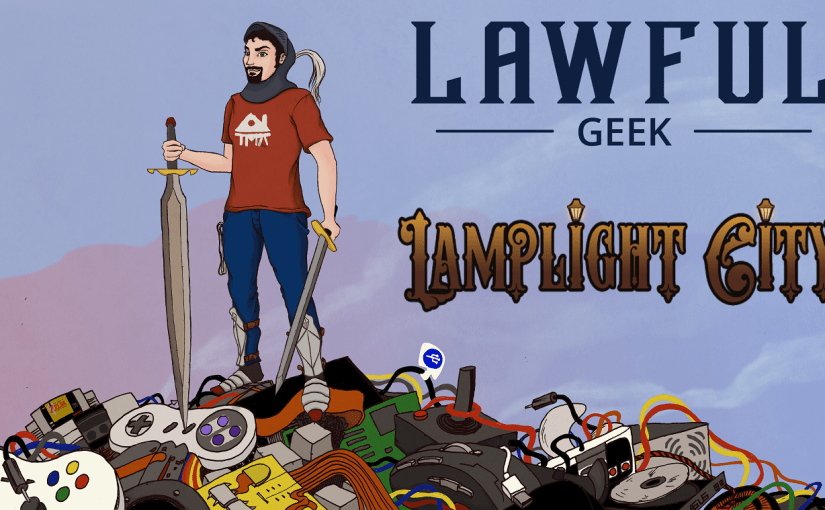Preview – Lamplight City