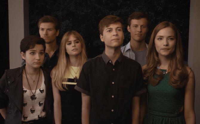 Scream TV - Cast