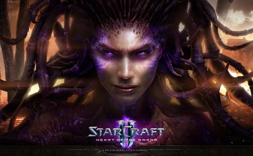StarCraft II – Finally Caught Up!