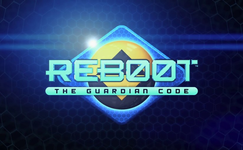 Seething Hatred – ReBoot: The Guardian Code