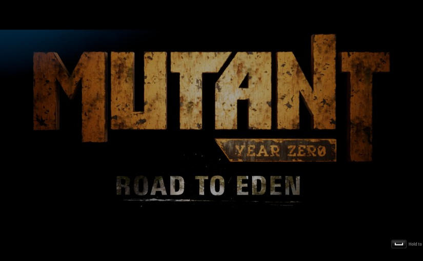 Review – Mutant Year Zero: Road to Eden