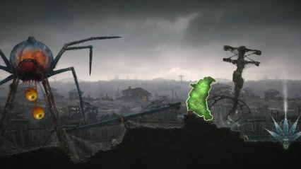 A desolate world, what could've happened here?