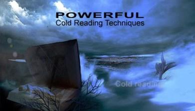 cold reading seduction pdf
