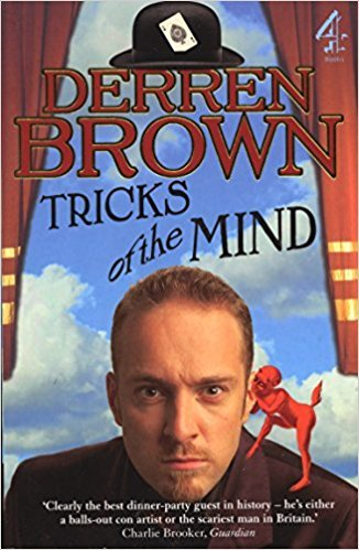 Mentalism book - Tricks of the mind Derren Brown