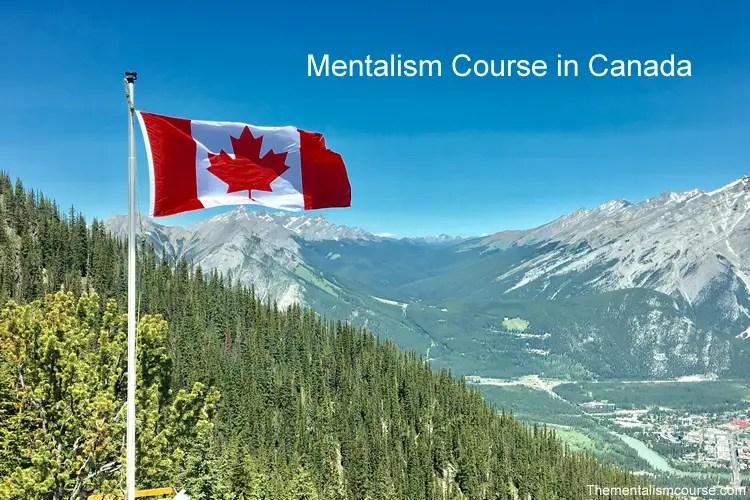 Mentalism Course in Canada