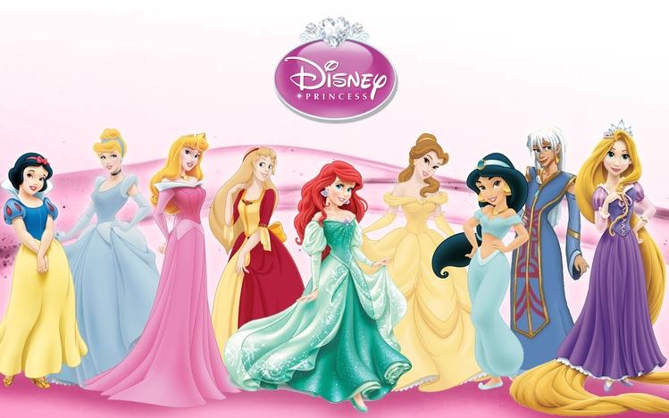Screenshot Wallpaper Gravity Falls Disney Princess Windows 10 Theme Themepack Me