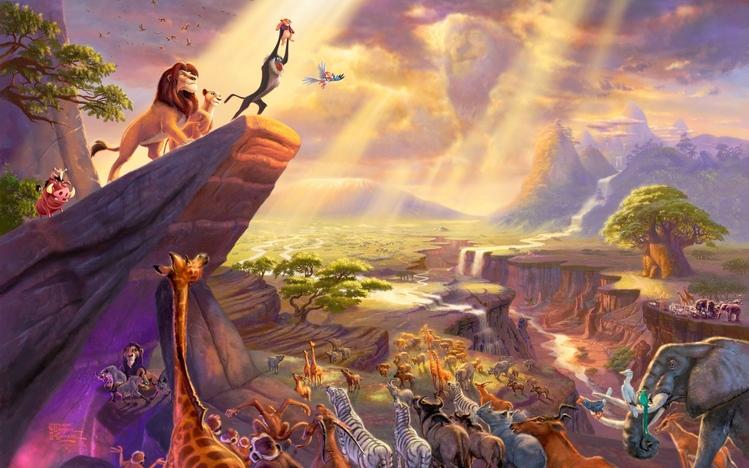 Screen Shot Wallpaper Gravity Falls Lion King Windows 10 Theme Themepack Me