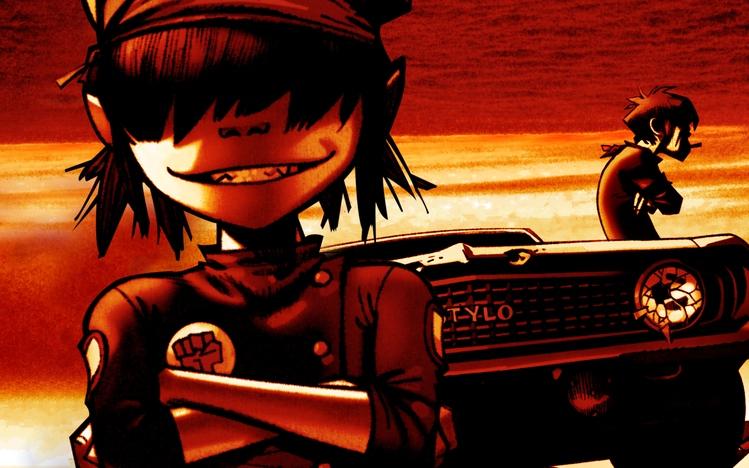 Fall Out Boy Wallpaper Laptop Gorillaz Windows 10 Theme Themepack Me