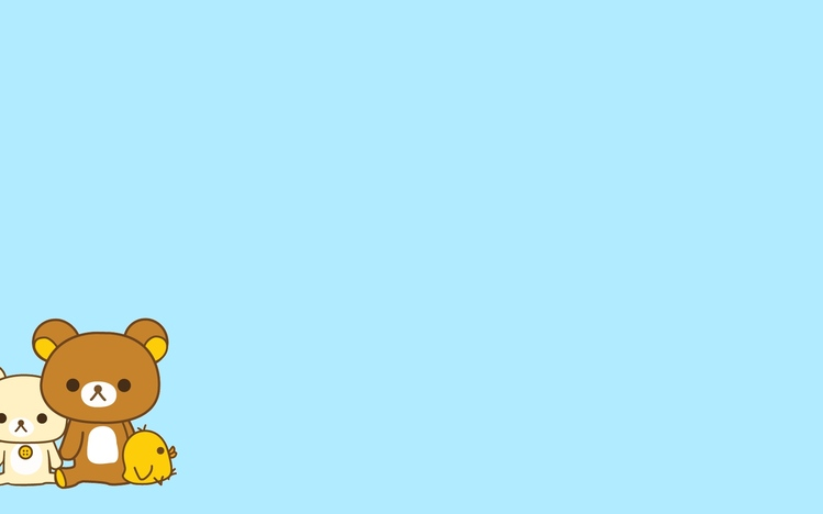 Screenshot Wallpaper Gravity Falls Rilakkuma Windows 10 Theme Themepack Me