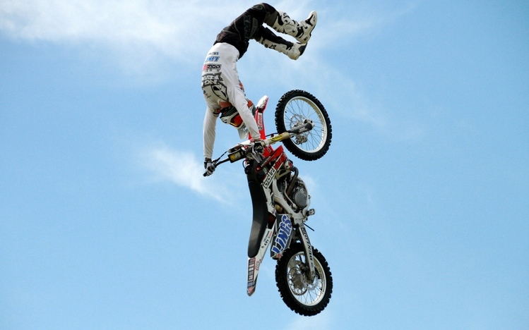 Stuntman Car Wallpaper Motocross Windows 10 Theme Themepack Me