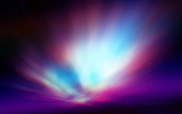 Windows 10 Wallpapers Girl Forest Northern Lights Windows 10 Theme Themepack Me