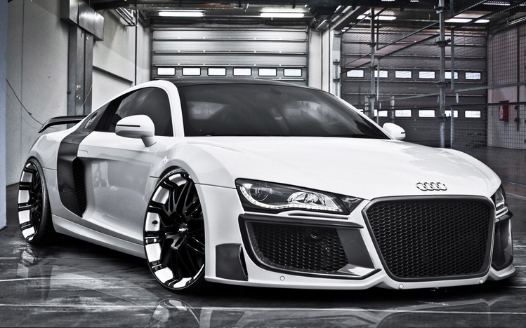 Download Muscle Cars Hd Wallpapers Audi R8 Windows 10 Theme Themepack Me
