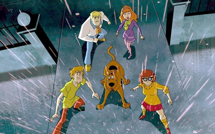 Dynamic Girl Wallpaper Scooby Doo Windows 10 Theme Themepack Me